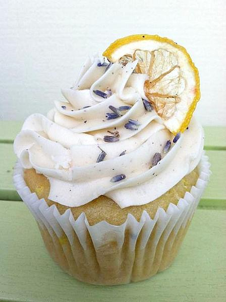 Lemon Lavender..swoon.