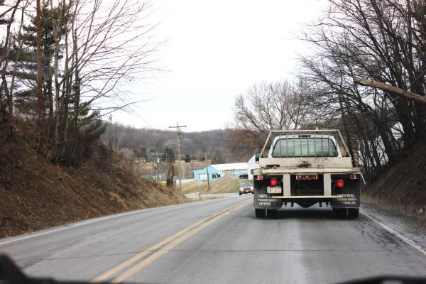 Somewhere in Pennsylvania...