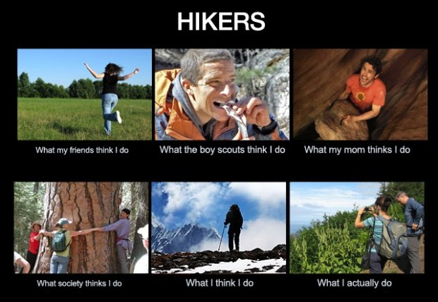 what-hikers-do