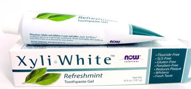 xylitol-toothpaste