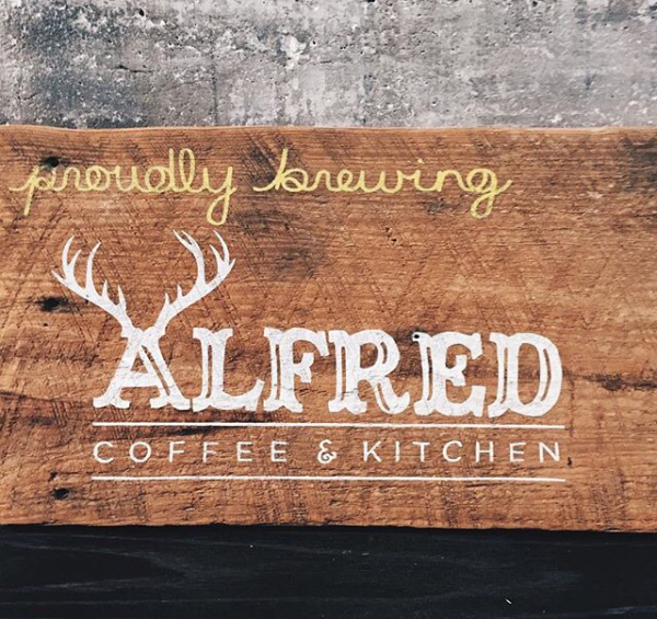 Their brew is called Alfred, sometimes simple is better.